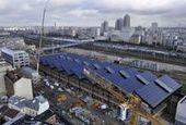 Halle Pajol : La plus grande centrale solaire photovoltaïque de Paris vient d'être mise en service (Tecsol) | npg energy FR | Scoop.it