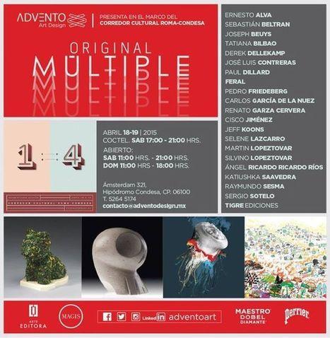 Timeline Photos - Advento Art Design   Facebook   14º CORREDOR CULTURAL ROMA-CONDESA   Scoop.it