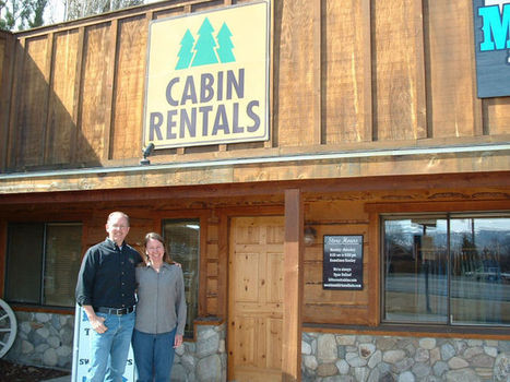 Bitterroot Cabins: Hamilton business manages vacation properties throughout ... - Ravalli Republic | Retirement Communities | Scoop.it