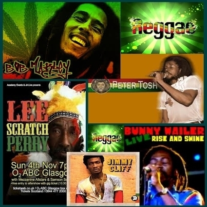 all about spanglish: Types of Music&Genres VII - Reggae | all about spanglish: Types of Music I - Rock | Scoop.it