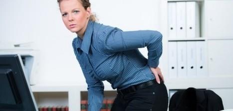 Les bonnes positions pour soulager votre dos | Je soigne mon mal ... | la douleur lombaire | Scoop.it