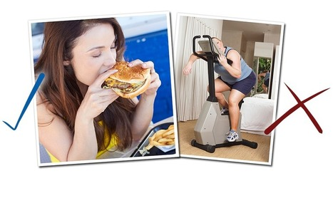 Fat Loss-The most effective fat burning workout known to man   workouts   Scoop.it