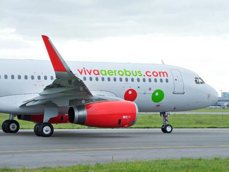 Premier nouvel Airbus A320 pour VivaAerobus | Compagnie aérienne - Partenaire - Aéroport | Scoop.it