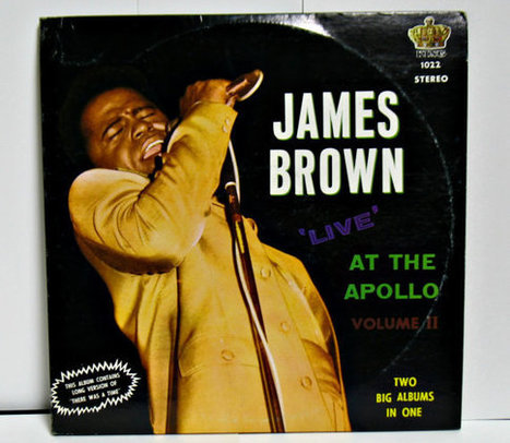 James Brown Live at the Apollo | Chummaa...therinjuppome! | Scoop.it