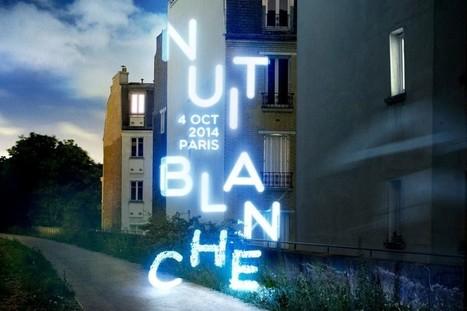Nuit Blanche 2014 à Paris : les lieux à ne pas rater - RTL.fr | Carrefour | Scoop.it