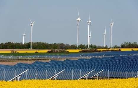 Wind Power Prices Plunging, Lazard Says   EarthTechling   Renewable Energy World   Scoop.it