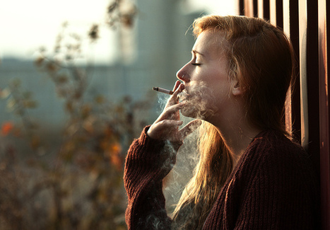 Don't Worry To Be A Chain Smoker Now! | Smoking Was Never Fun | Scoop.it