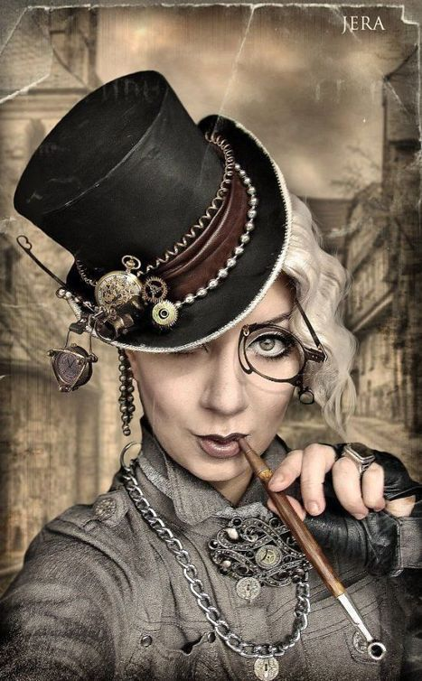 40 imagenes de bellas en cosplays steampunk | Digital Stamping and Papercrafts | Scoop.it