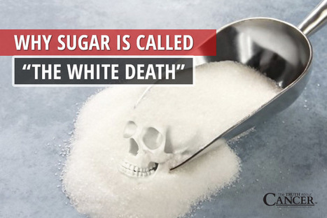 The Sugar Cancer Connection Doctors Aren't Telling You | Dangers of sugar consumption | Scoop.it