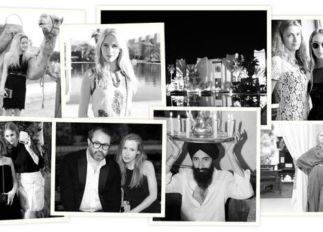 Le Gala ASMALLWORLD à Marrakech - VOGUE.fr | Réseaux sociaux haut de gamme | Scoop.it