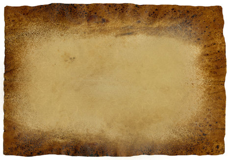 Old Parchment by *PaulineMoss on deviantART | Textures and Backgrounds Journal | Scoop.it