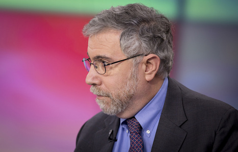 Krugman Target of Swedish Indignation as Japan Comment Rebuffed | World Economies | Scoop.it