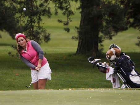 Girls golf: Okemos, East Lansing advance to state finals - Lansing State Journal | Junior Golf | Scoop.it