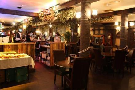 Porters Restaurant and Bar Chatham Maritime Kent   Kent Restaurant Discounts   Scoop.it