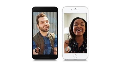 Google lance Duo, un nouveau concurrent pour Facetime | Techno veille | Scoop.it