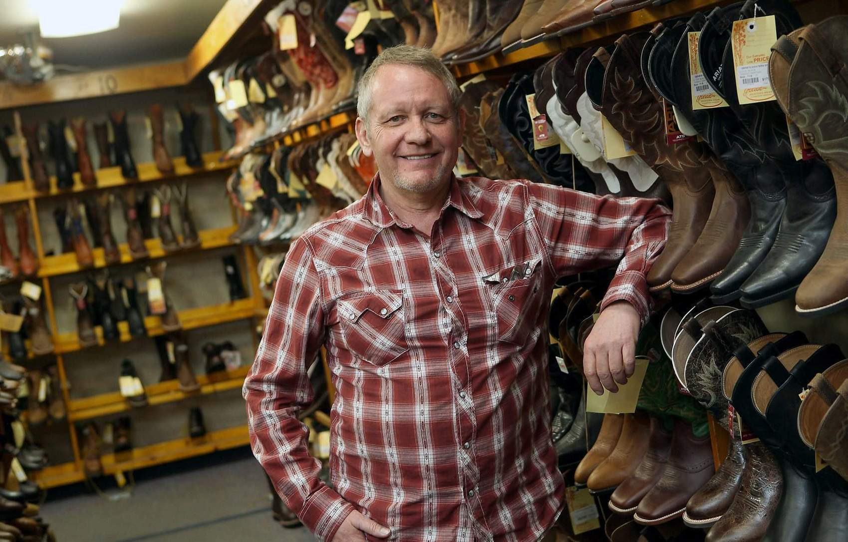 Nooooo! - Iconic Western wear store, Gene's Western Wear and Shoe Hospital, to close after 65 years in Flagstaff | Western Lifestyle
