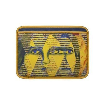 Conundrum II – Golden & Sapphire Goddess MacBook Air Sleeves from Zazzle.com | Fine Art to Love | Scoop.it