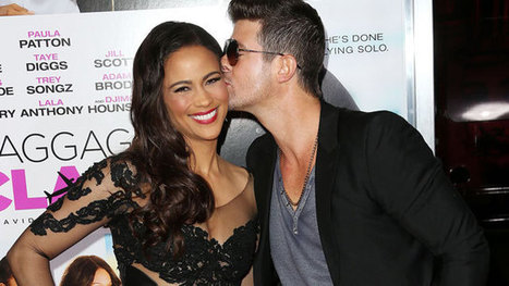 Robin Thicke Revealed Why Paula Patton Left Him! | Sizzling Views | Scoop.it