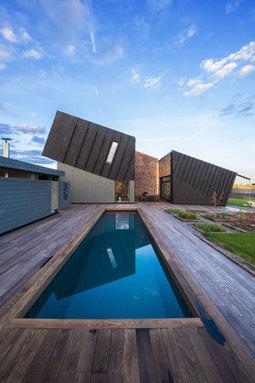 Una casa sin factura de luz - Fuera de Serie | bioclimatic eco-efficiency design | Scoop.it