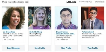 8 LinkedIn Marketing Tips From the Experts #socialmediamarketing #linkedinmarketing | MarketingHits | Scoop.it