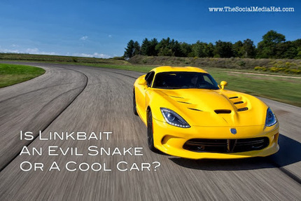 Carlos Bisbal – Google+ - Is Linkbait Evil? It's unfortunate that the content… | Links sobre Marketing, SEO y Social Media | Scoop.it
