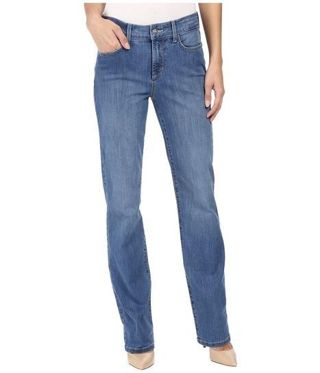 NYDJ Women's Marilyn Straight Jeans | Jeans Fashion | Scoop.it