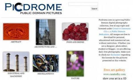 Picdrome. Colección de fotos de alta calidad para descargar gratuitamente : Recursos Gratis En Internet | Edu-Recursos 2.0 | Scoop.it