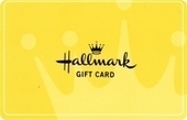 """Buy Discounted Hallmark Gift Cards 