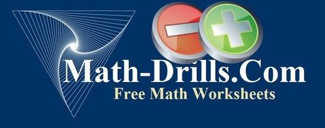Integers Worksheets   Free Printable Integers Worksheets   enseñanza de las matemàticas   Scoop.it
