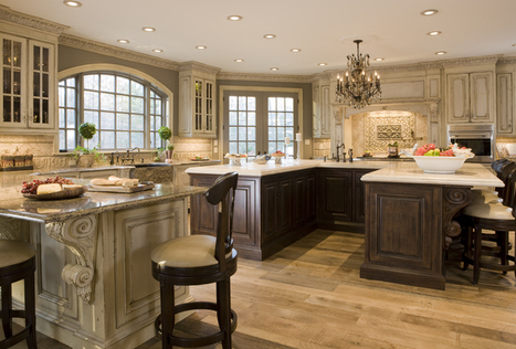 3 Tips To Transform your small kitchen into more productive one | Kitchens | Scoop.it