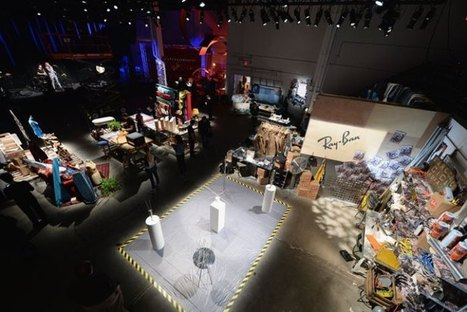 Great Experiential Marketing: Ray-Ban's Sensory Artisan Workshop | Experiential Marketing | Scoop.it