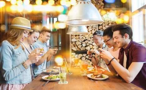 25% de los jóvenes usan el móvil para evitar a la gente | PoR aÍ | Scoop.it