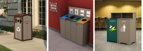 Max-R Recycling Bins, Waste Bins and Recycling Products   Energy Saving Strategies for Schools   Scoop.it