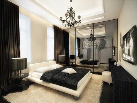 Bedroom Ideas for Men | Home Design | Scoop.it