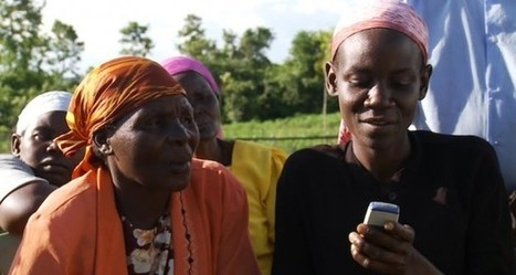 Life Apps: Kenya's Silicon Savannah Helps Subsistence Farmers | AfroCosmopolitan | More News! | Scoop.it