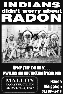 The Indians were safe from Radon! | The seriousness of Radon... | Scoop.it