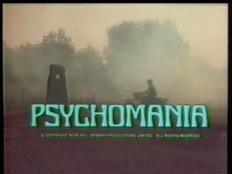 Zombie Logic: Poetry, Politics, Webcomics, Movies, Sports, Art, and Zombies: Elvira's Movie Macabre, Episode 45: Psychomania | Elvira, Mistress of the Dark | Scoop.it