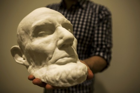 How local companies are using 3-D printing - Washington Post | Math Research | Scoop.it