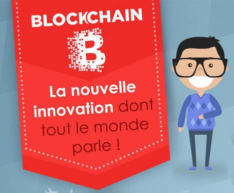 Blockchain : les chiffres à retenir en infographie | La Boîte à Idées d'A3CV | Scoop.it