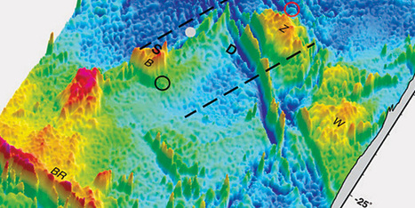 The New Seafloor Map That Could Help Find Flight MH370 - Wired | Cartography and Digital Mapping | Scoop.it