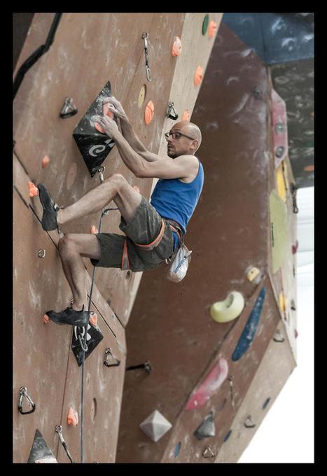 Escalade (coupe de France de difficulté): Olivier Talon sur le podium - La Voix du Nord | Entrainement, escalade et performance sportive | Scoop.it