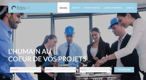 Bâtir RH – Nouveau site pour Bâtir RH | Recrutement et RH 2.0 l'Information | Scoop.it