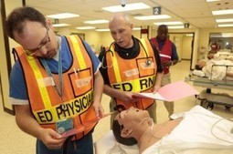 Emergency Responders Participate in Large-Scale Event Simulation | Simulated Learning Environments | Scoop.it