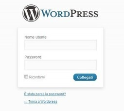Creare un blog con Wordpress.org - Facile, se sai come farlo! | blog | Scoop.it