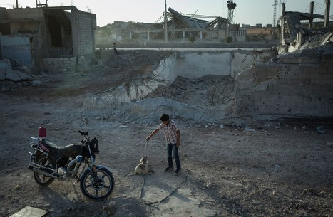 What the ruins of Kobane tell us about the destruction of Syria | Upsetment | Scoop.it