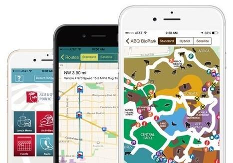 3 Ways Branded Apps Help Cities Benefit from Open Data | Tourism Social Media | Scoop.it
