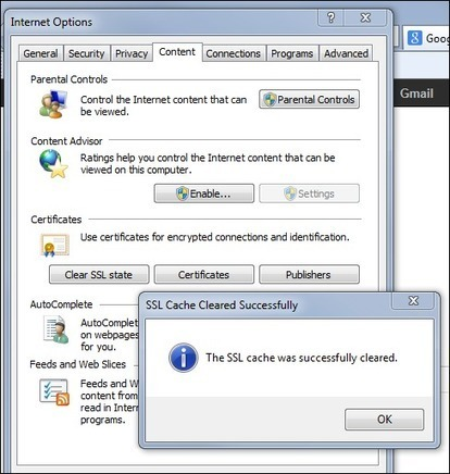 [Solved] Cannot Access HTTPs Secure Websites In Any Browser On My PC | Techy Stuff | Scoop.it