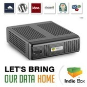 Indie Box: Let's Bring Our Data Home | Things that may change our world | Scoop.it