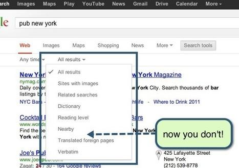 Google ne veut plus vous faciliter le référencement local | webmarketing seo referencement analytique | Scoop.it