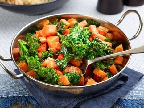 Butternut Squash and Kale Stir-Fry — Meatless Monday | FN Dish – Food Network Blog | One Man and his Wok (Chinese \ Asian Cooking) | Scoop.it